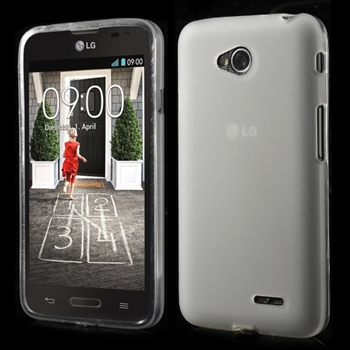 Image of LG L70 inCover TPU Cover - Hvid