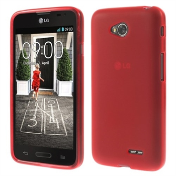 Image of   LG L70 inCover TPU Cover - Rød