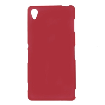 Billede af Sony Xperia Z3 inCover TPU Cover - Rød