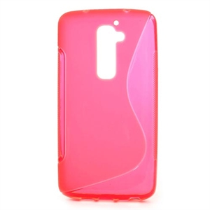 Billede af LG G2 inCover TPU S-line Cover - Rosa