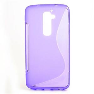 Billede af LG G2 inCover TPU S-line Cover - Lilla