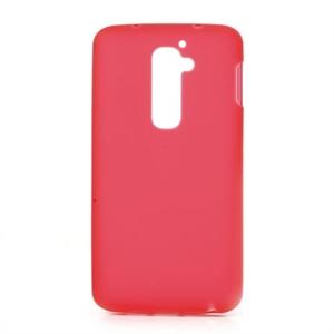 Billede af LG G2 inCover TPU Cover - Rød