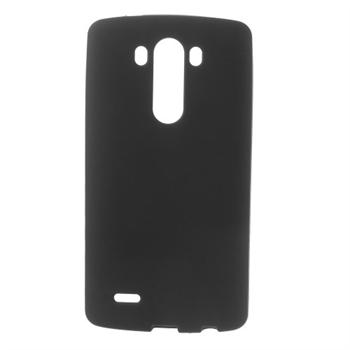 Billede af LG G3 inCover TPU Cover - Sort