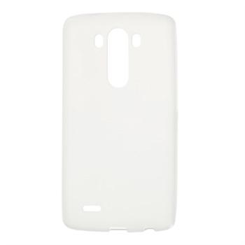 Billede af LG G3 inCover TPU Cover - Hvid