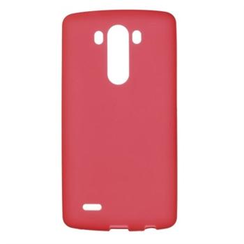 Billede af LG G3 inCover TPU Cover - Rød