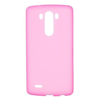Billede af LG G3 inCover TPU Cover - Rosa