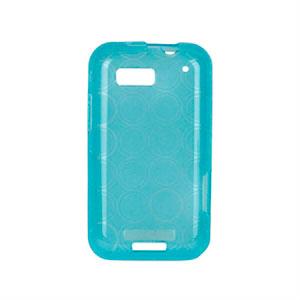 Image of Motorola Defy TPU Tube cover fra inCover - blå