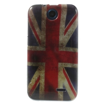 Image of HTC Desire 310 inCover Design TPU Cover - Union Jack