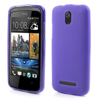HTC Desire 500 inCover TPU Cover - Lilla