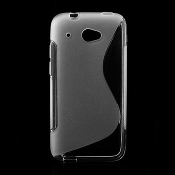 Billede af HTC Desire 601 inCover TPU S-line Cover - Gennemsigtig