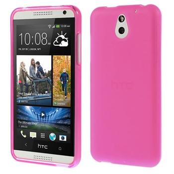 Billede af HTC Desire 610 inCover TPU Cover - Rosa