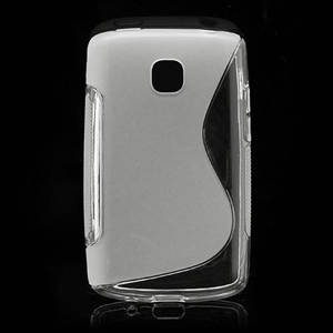 Image of LG Optimus L1 2 inCover TPU S-line Cover - Gennemsigtig