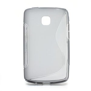 Image of LG Optimus L1 2 inCover TPU S-line Cover - Grå
