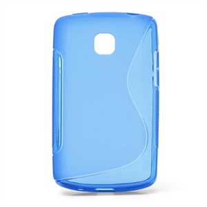 Image of LG Optimus L1 2 inCover TPU S-line Cover - Blå