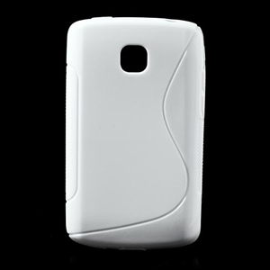 Image of LG Optimus L1 2 inCover TPU S-line Cover - Hvid