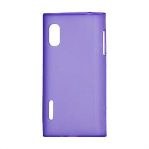 Image of LG Optimus L5 TPU cover fra inCover - lilla