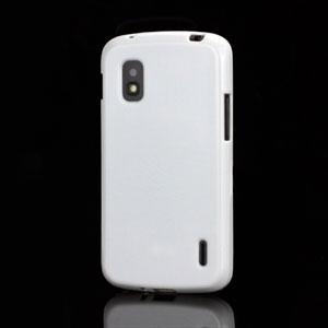 Billede af Google Nexus 4 TPU cover fra inCover - hvid