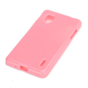 Image of LG Optimus G TPU cover fra inCover - pink