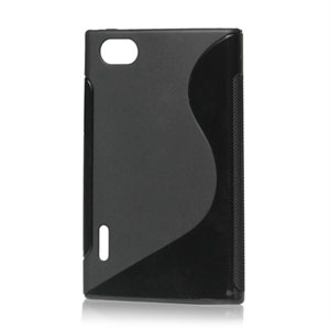 Image of LG Optimus Vu TPU S-line cover fra inCover - sort