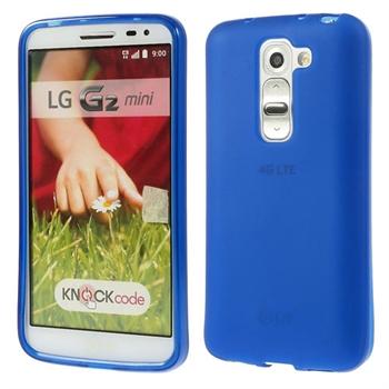 Billede af LG G2 Mini inCover TPU Cover - Mørk Blå
