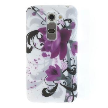 Billede af LG G2 Mini inCover Design TPU Cover - Lotus Flower