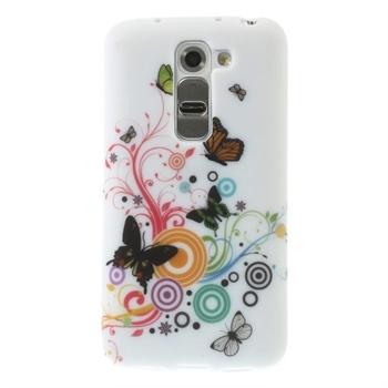 Billede af LG G2 Mini inCover Design TPU Cover - Vivid Butterfly