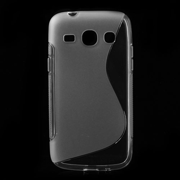 Image of Samsung Galaxy Core Plus inCover TPU S-line Cover - Gennemsigtig
