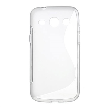 Image of Samsung Galaxy Core Plus inCover TPU S-line Cover - Grå