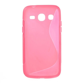 Image of Samsung Galaxy Core Plus inCover TPU S-line Cover - Rosa