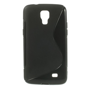 Image of Samsung Galaxy Core 4G inCover TPU S-line Cover - Sort