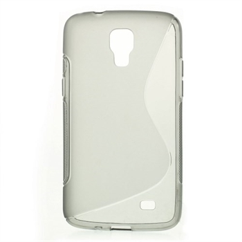 Image of Samsung Galaxy Core 4G inCover TPU S-line Cover - Grå