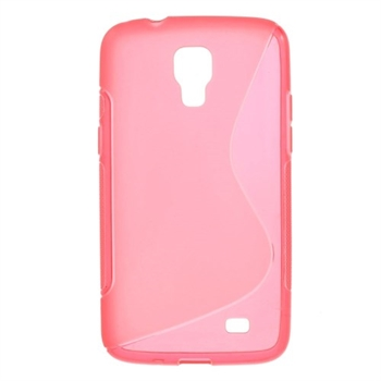 Image of Samsung Galaxy Core 4G inCover TPU S-line Cover - Rosa