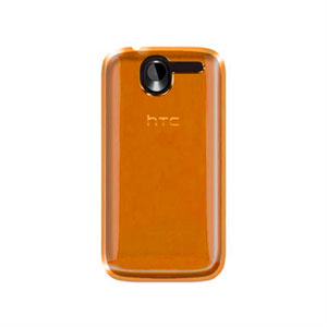 Image of HTC Desire TPU cover fra inCover - orange