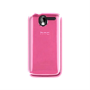 Image of HTC Desire TPU cover fra inCover - rosa