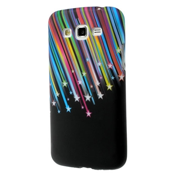 Billede af Samsung Galaxy Grand 2 inCover Design TPU Cover - Shooting Star