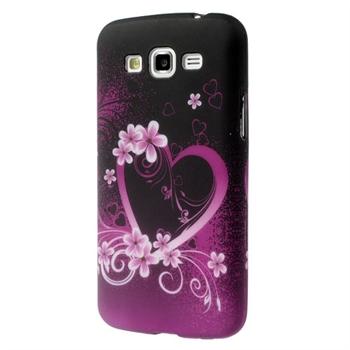 Billede af Samsung Galaxy Grand 2 inCover Design TPU Cover - Heart