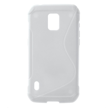 Image of Samsung Galaxy S5 Active inCover TPU S-line Cover - Hvid