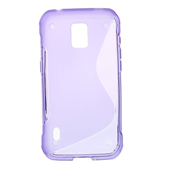 Image of Samsung Galaxy S5 Active inCover TPU S-line Cover - Lilla