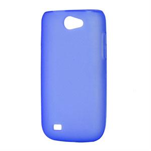 Billede af Samsung Galaxy W TPU cover fra inCover - blå