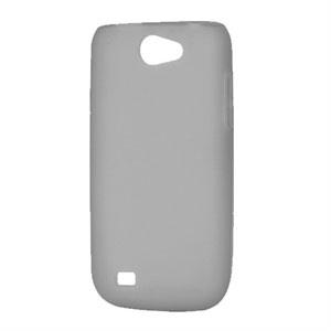 Billede af Samsung Galaxy W TPU cover fra inCover - grå