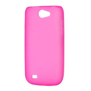 Billede af Samsung Galaxy W TPU cover fra inCover - pink