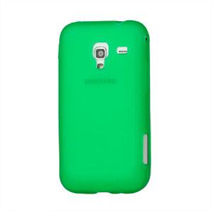 Billede af Samsung Galaxy Ace 2 TPU cover fra inCover - grøn