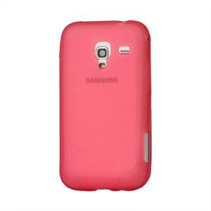 Billede af Samsung Galaxy Ace 2 TPU cover fra inCover - pink