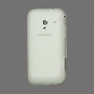 Billede af Samsung Galaxy Ace 2 TPU cover fra inCover - hvid