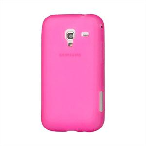 Billede af Samsung Galaxy Ace 2 TPU cover fra inCover - rosa