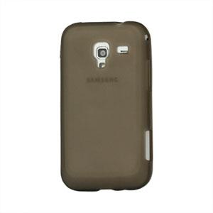 Billede af Samsung Galaxy Ace 2 TPU cover fra inCover - grå