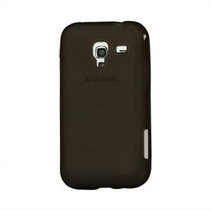 Billede af Samsung Galaxy Ace 2 TPU cover fra inCover - sort