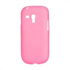 Billede af Samsung Galaxy S3 Mini TPU cover fra inCover - pink