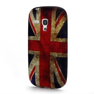 Billede af Samsung Galaxy S3 Mini Design TPU cover fra inCover - Union Jack