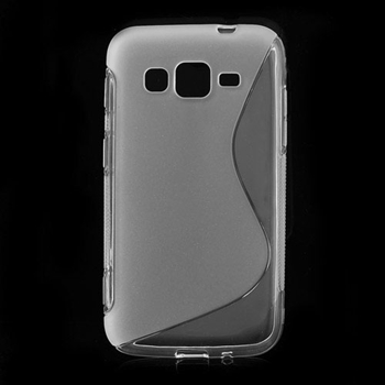 Image of Samsung Galaxy Core Advanced inCover TPU S-line Cover - Gennemsigtig